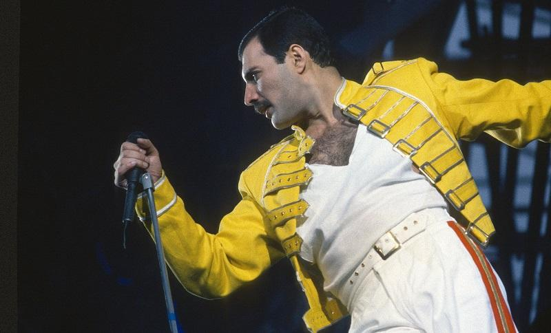"""Fakta dan Fiksi Freddie Mercury di """"Bohemian Rhapsody"""""""