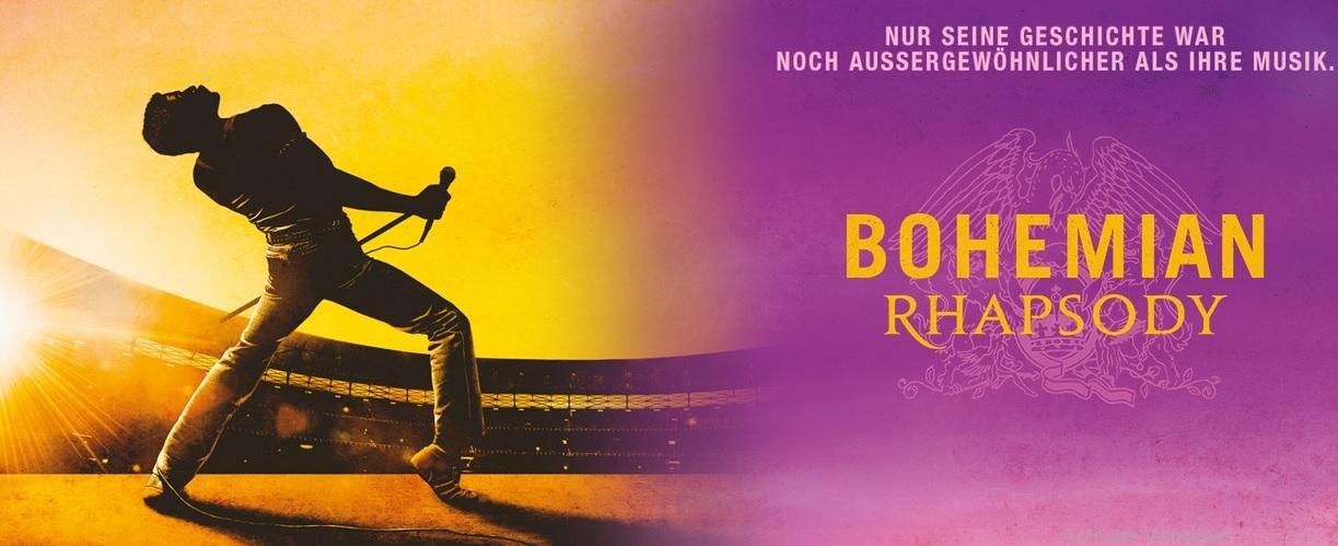 Film Bohemian Rhapsody Rajai Peringkat Box Office