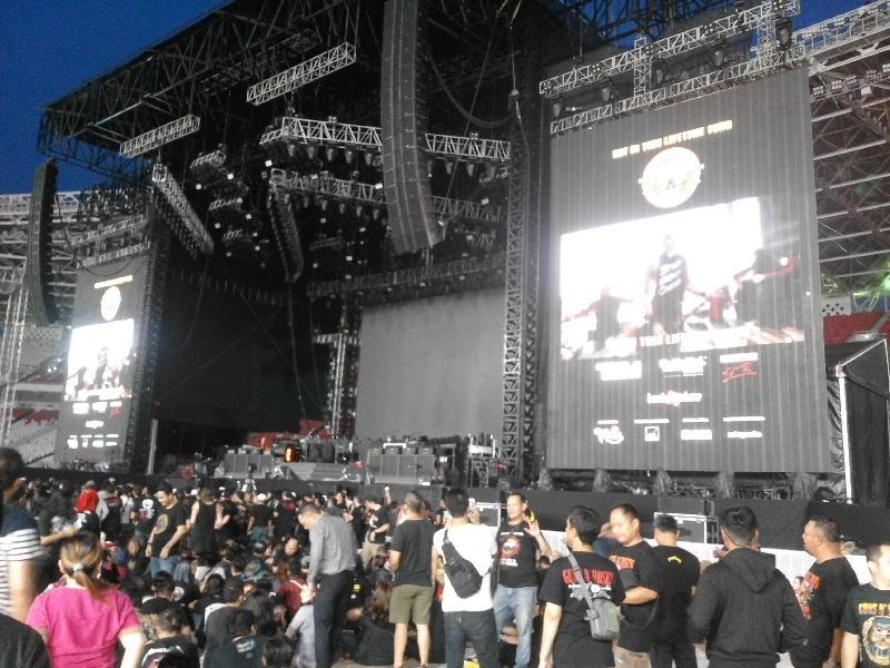 Konser Guns N Roses di Jakarta Berhasil Pikat dan Puaskan Penonton