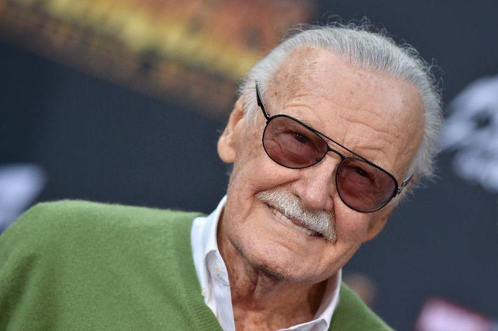 Stan Lee, Kreator Pahlawan Super Marvel Meninggal Dunia