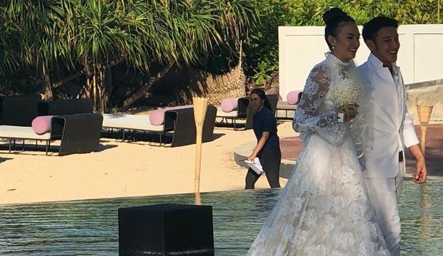 Setelah Menikah, Ini Tempat Bulan Madu Pasangan Nadine-Dimas