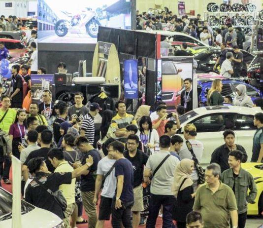 Indonesia Modification Expo 2018 Catat Transaksi Miliaran Rupiah