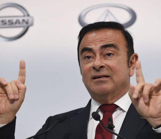Mitsubishi Motors Usulkan Pencopotan Carlos Ghosn