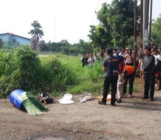 Polisi Ringkus Pembunuh Dufi yang Jasadnya Ditemukan dalam Drum Plastik