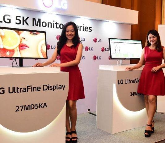 Dua Monitor 5K LG Siap Buka Era Baru Monitor Resolusi Tinggi di Indonesia