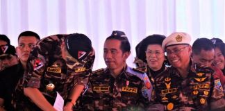 Presiden Joko Widodo: Tidak Ada Ruang Bagi Ideologi Impor yang Merusak Pancasila