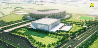 Kementerian PUPR Mulai Bangun Arena <i>Aquatic</i> PON XX Papua 2020