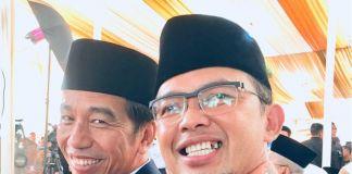 Maman Imanulhaq: Jangan Ragukan Keislaman Jokowi