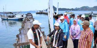 Dukung Pariwisata Labuan Bajo, Menteri Rini Resmikan Kapal Wisata Komodo