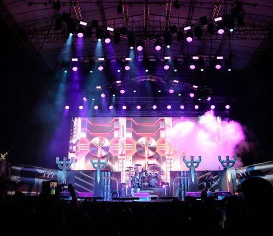 Perdana, Judas Priest Manjakan Fans di Tanah Air