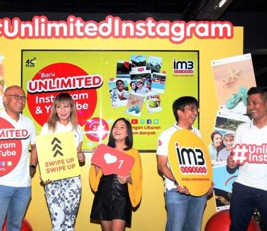 IM3 Ooredoo Beri Kebebasan Baru bagi Pelanggan melalui Paket Unlimited