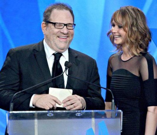 Bantah Klaim Weinstein soal Tidur Bersama, Jennifer Lawrence: Ini Contoh Taktik Predator