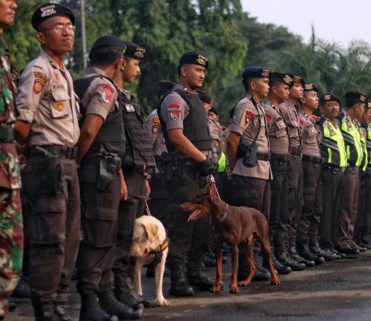 Ini yang Akan Diantisipasi Polri-TNI Selama Operasi Lilin 2018