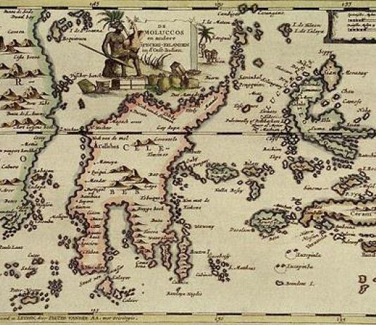 Mengapa Pulau Sulawesi Berbentuk Huruf 'K'?