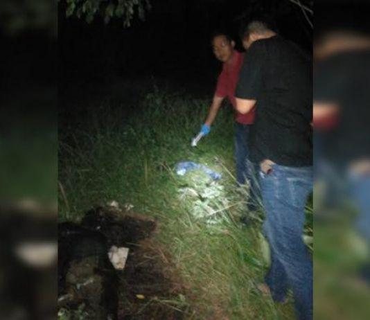 Mayat Wanita Membusuk dan Telanjang Bulat Ditemukan di Semak-semak