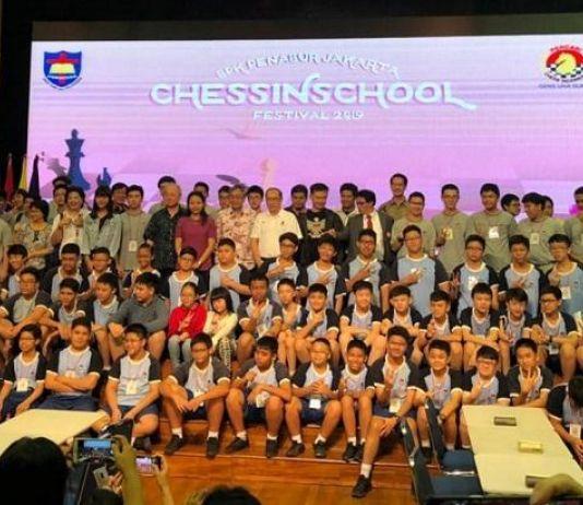 <i>Chess in School</i>, Jadi Ajang BPK Penabur Jaring Pecatur Milenial