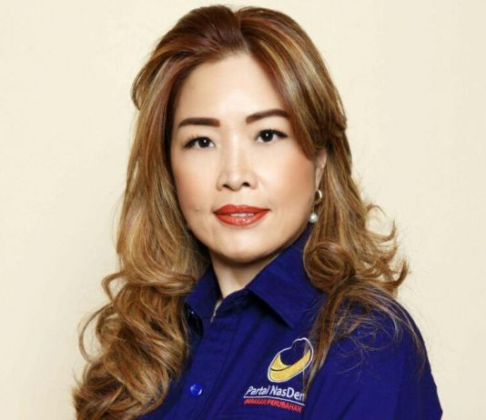 Yulisa Baramuli, Caleg Andalan NasDem untuk Dapil DKI II dan Luar Negeri