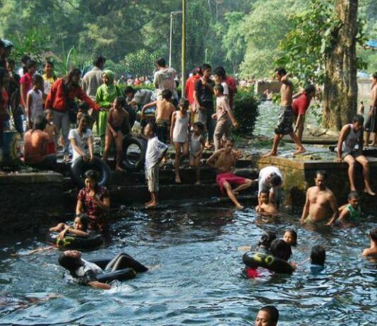Padusan, Tradisi Pembuka Ramadan di Semarang
