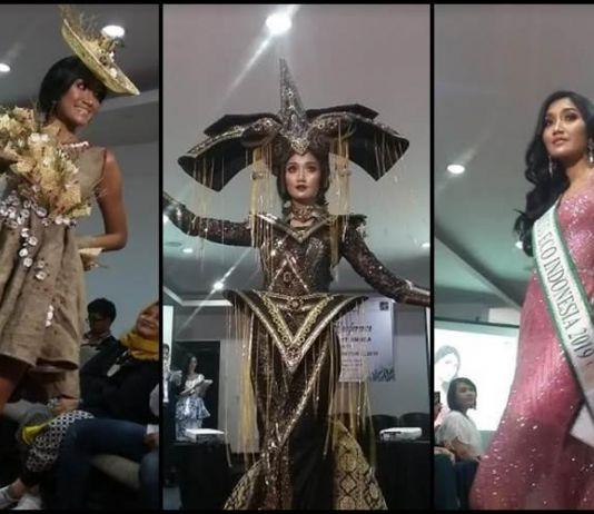 Ini Kostum yang Dikenakan Ratu Vashti Annisa di Kontes Miss Eco Internasional 2019