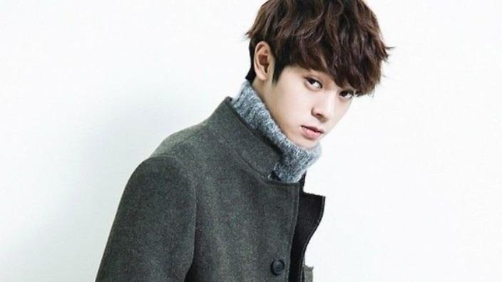 Bintang K-Pop Jung Joon-young