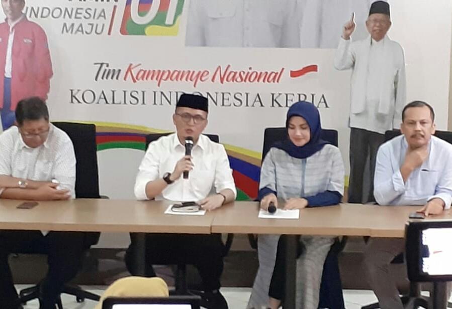Ketua Ppp Ditangkap Kpk News: TKN Jokowi-Ma'ruf Sebut OTT Ketum PPP Tidak Terkait Pilpre