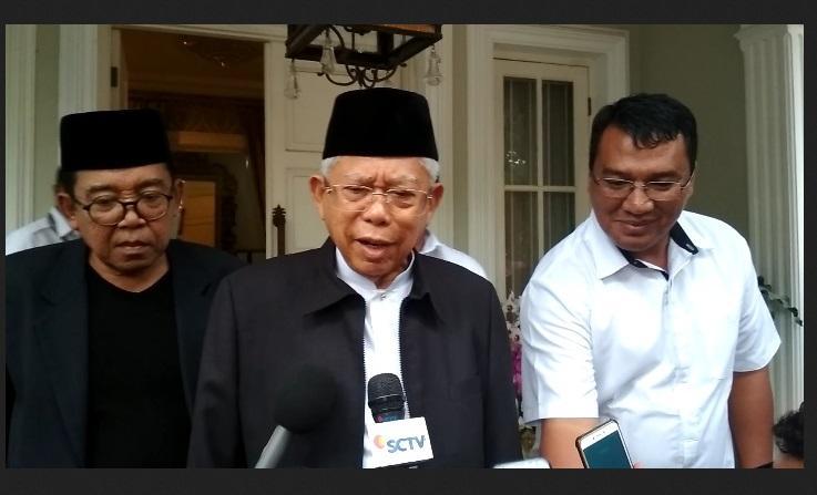 Ott Ketua Ppp Pinterest: Ini 3 Catatan Ma'ruf Amin Soal OTT KPK Ketua PPP Romahurmu