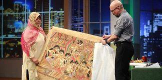 Di Tangan Hermin, Lukisan Wayang Beber Bertahan dari Gempuran Zaman