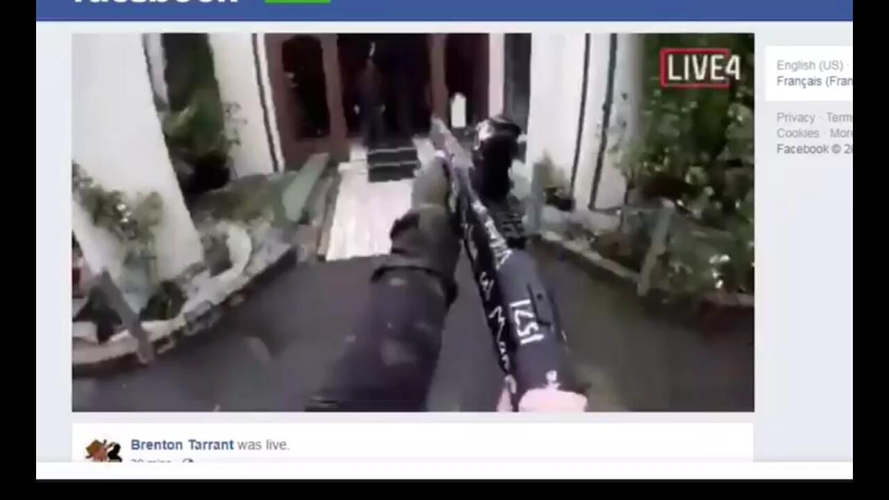 Pelaku Penembakan Masjid Christchurch Detail: Tewaskan 40 Orang, Pria Kulit Putih Diduga Pelaku