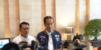 Kasus Ketum PPP, Jokowi: Romy Kawan Kita Sudah Lama Tapi Kita Hormati Keputusan KPK