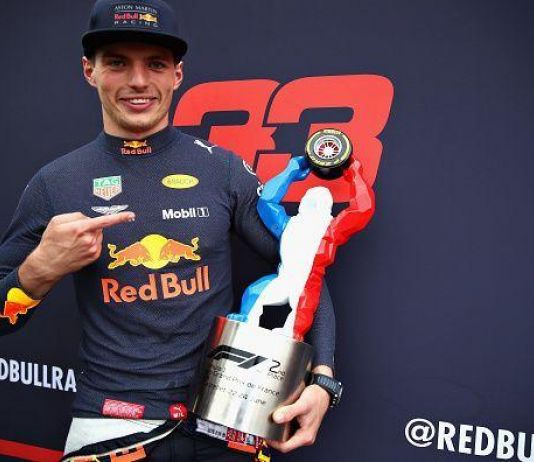 Verstappen Sumbang Podium Pertama untuk Honda