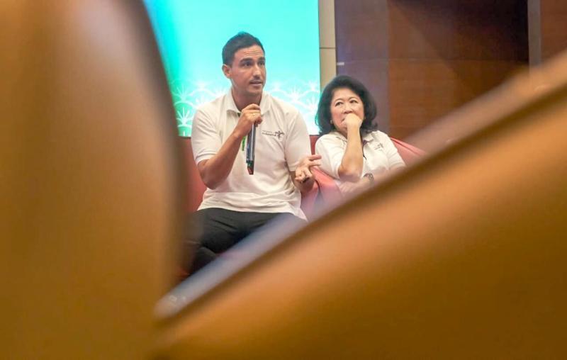 Aktor Hamish Daud didaulat menjadi juri ISTA.