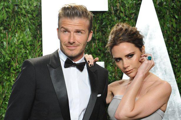 David dan Victoria Beckham