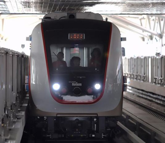 Akhir Pekan Ini MRT Jakarta Bakal Diresmikan Jokowi