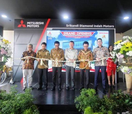 Perkuat Jaringan, Mitsubishi Resmikan Diler ke-129 di Surabaya