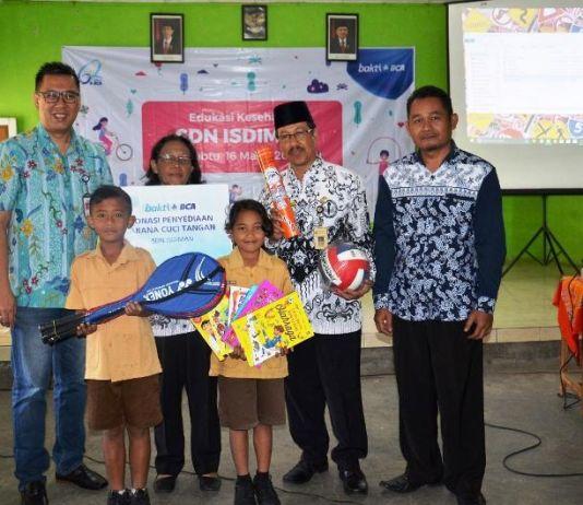 BCA Edukasi Kesehatan 250 Siswa dan Tenaga Pendidik di Kabupaten Semarang