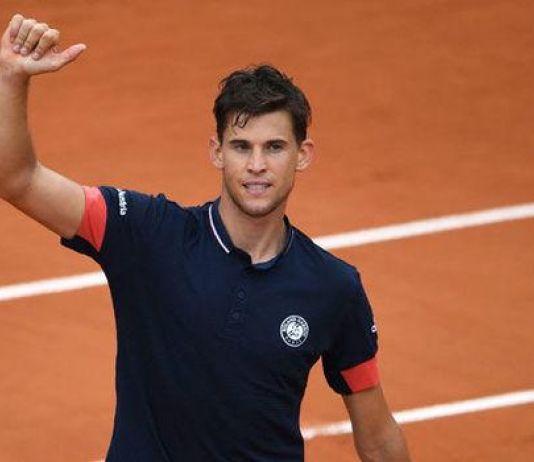 Tumbangkan Federer, Thiem Rebut Gelar Masters 1000 Pertamanya di BNP Paribas Open