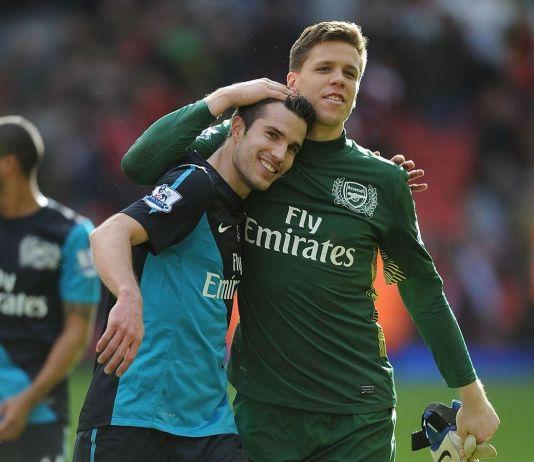 Szczesny Ungkap 'Keburukan' Sejumlah Mantan Pemain Arsenal