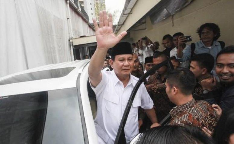 Elektabilitas Jokowi Merosot, BPN: 17 April Presiden Baru Prabowo Subianto