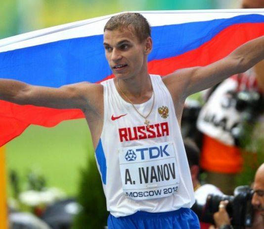 Atlet Jalan Cepat Rusia Dilarang Bertanding Selama Tiga Tahun, karena Ini...