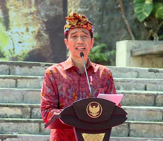 Jokowi: Pemilu Bukan Ajang Perang, tapi untuk Memilih Pemimpin Terbaik