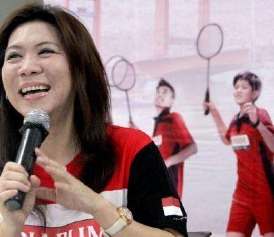 Gagal di Asia Mixed, Ini Reaksi Susy Susanti