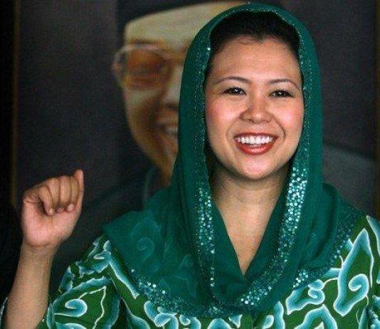 Kampanye Terbuka, Yenny Wahid Bilang Begini soal Jokowi