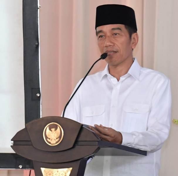 Jokowi Ajak Pakai Baju Putih, Elit Gerindra: Isu Pepesan