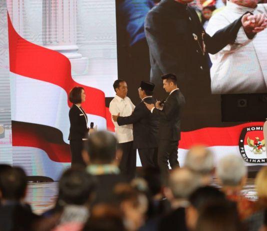 Seharusnya, Capres-Cawapres Pemilu 2019 Mengusulkan Mengubah Bendera Indonesia