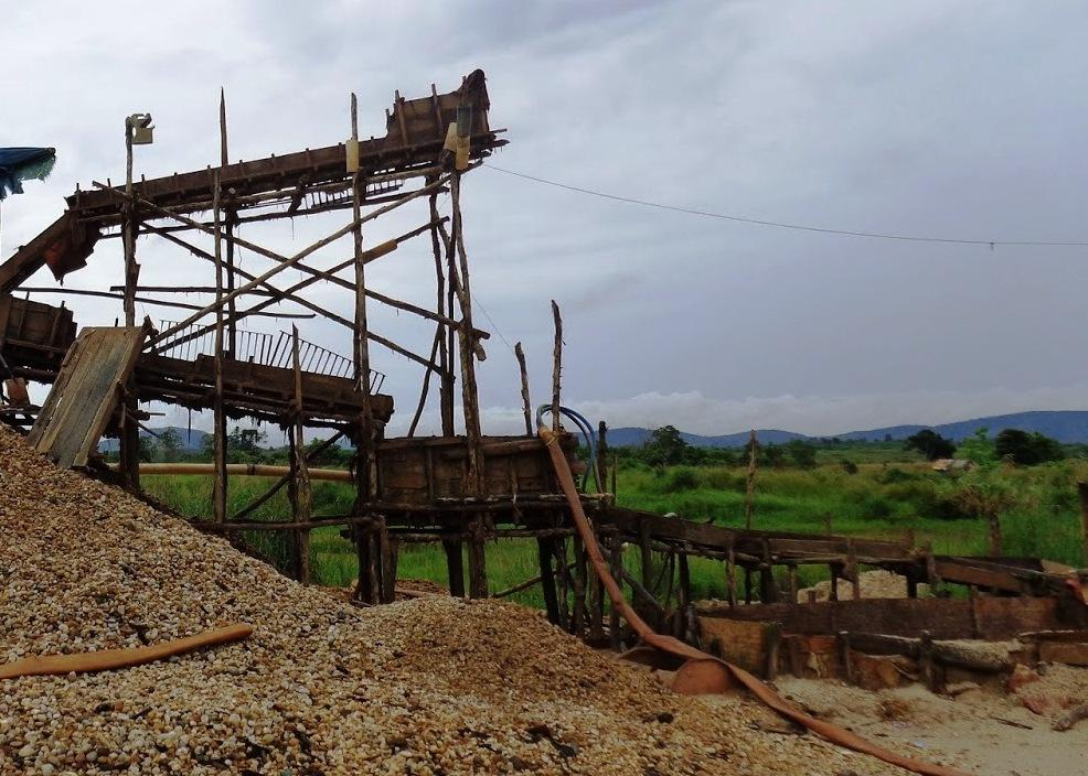 Bnpb Pemda Banjarbaru Harus Kaji Pembangunan Area Pendulang
