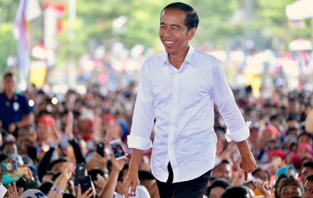 Surat Suara Tercoblos Di Malaysia, Jokowi: Laporkan Saja