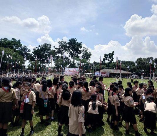Jambore Pramuka SDK PENABUR Jakarta, Ini 4 Hal yang Diajarkan