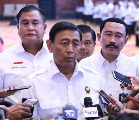 Jamin Keamanan Pemilu, Wiranto: Pemilih Tidak Usah Takut Datang ke TPS