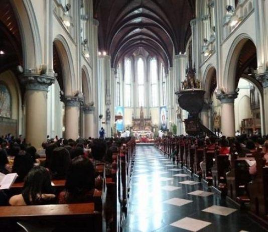 Ini Rangkaian dan Jadwal Misa Tri Hari Suci di Katedral Jakarta