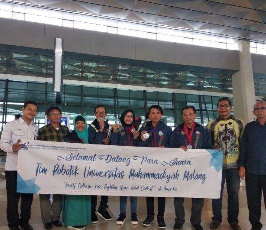 Luar Biasa, Tim Indonesia Menangkan Kontes Robotik Internasional
